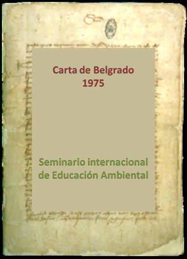 portada carta de Belgrado