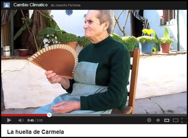 Huella de Carmela