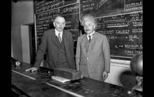 richard-c-tolman-and-albert-einstein-cal-tech-science